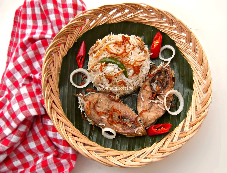 Ayshas recipe food recipes bangladeshi recipes indian recipes ilish polao bengali rice pilaf with hilsha fish forumfinder Choice Image