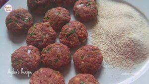জালি কাবাব __ Jali Kabab __ Eid Special Jali kebab Recipe _ Biye Barir Kabab by Aysha Siddika_কাবাব বানানো