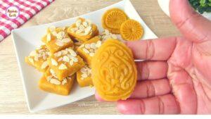 পারফেক্ট বুটের ডালের হালুয়া_ বরফি __ Buter Daler halua Recipe Bangla __ Cholar daal _Chana Dal Halwa_Moment last shape