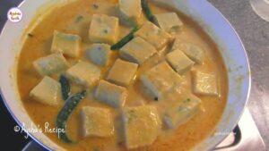 ভাপা ডিমের কোরমা __ নারকেল দুধে ডিমের কোর্মা __ Vapa Dimer Korma __ Egg Curry with Coconut Milk_vapa egg add korta hobe