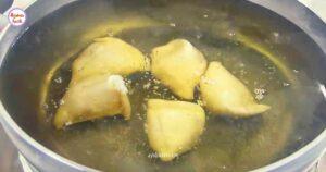 মার্বেল সিঙাড়া_মিনি সিঙ্গাড়া- সবচেয়ে সহজ পদ্ধতিতে ও সঠিক পরিমাপ সহ _ Mini Singara Recipe,Aloo Samosa dubo tel e vajte hobe