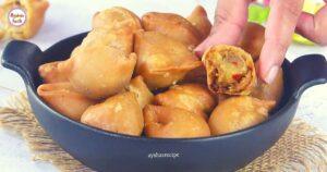 মার্বেল সিঙাড়া_মিনি সিঙ্গাড়া- সবচেয়ে সহজ পদ্ধতিতে ও সঠিক পরিমাপ সহ _ Mini Singara Recipe,Aloo Samosa_last pic