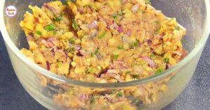 মার্বেল সিঙাড়া_মিনি সিঙ্গাড়া- সবচেয়ে সহজ পদ্ধতিতে ও সঠিক পরিমাপ সহ _ Mini Singara Recipe,Aloo Samosa_pur banano