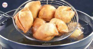 মার্বেল সিঙাড়া_মিনি সিঙ্গাড়া- সবচেয়ে সহজ পদ্ধতিতে ও সঠিক পরিমাপ সহ _ Mini Singara Recipe,Aloo Samosa_vajar por singara