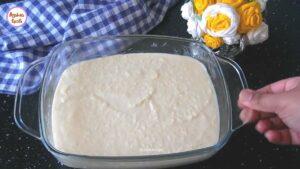 বাসবুসা __ সুজির কেক __ Revani _ Semolina Cake _ Basbusa _ Basbousa (Basbuusa) Recipe, Bangla_rest korta dite hobe