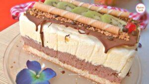 Ice-cream cake recipe