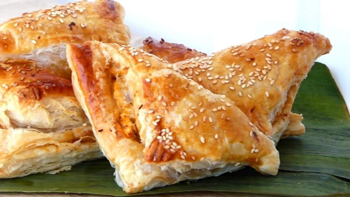 bakery style patties recipe