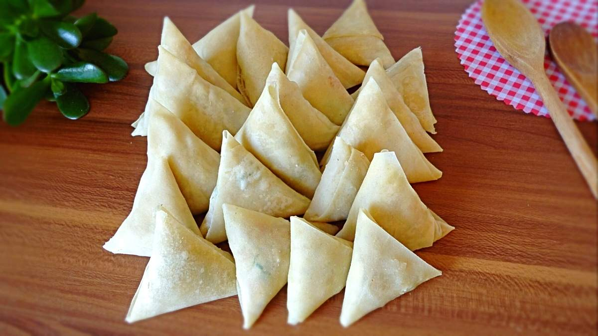 easy samosa sheet recipe