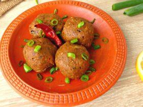 kucho chingri vorta recipe