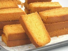 dry cake